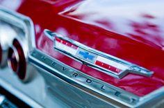Chevrolet Impala Emblem