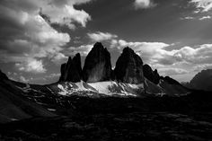 Tre Cime by Dario  on 500px