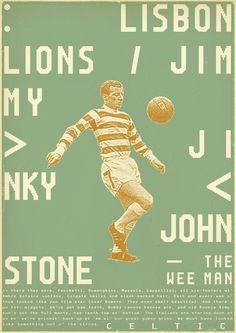 Celtic legend Jimmy Johnstone