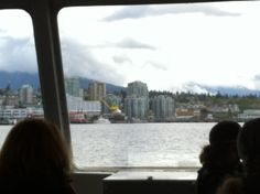 SeaBus in Vancouver, BC