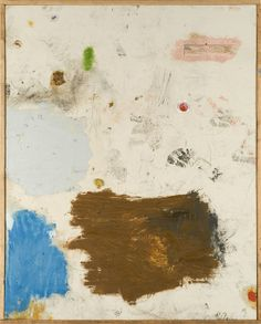 Joe Bradley, Untitled, 2010, Oil stick on canvas