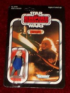 Kenner Empire Strikes Back Action Figure - Ugnaught