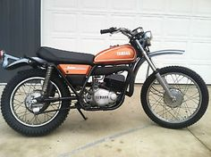 1974 YAMAHA DT 250A ENDURO MUST SEE