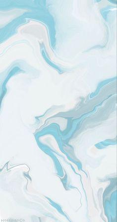 Marble Blue Wallpaper by HokkaidoCo | Aesthetic iphone wallpaper, Art wallpaper iphone, Abstract wallpaper design