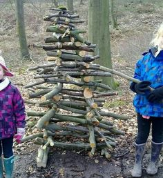 Twig Towers http://www.naturedetectives.org.uk/download/play_winter_twigtowers.htm