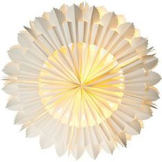 White Pizzelle Paper Lantern (tiro design)  24 inches in diameter. Intricately cut, lacey and lovely paper lanterns. Truly exquisite and perfect for weddings, parties, and home decor!