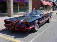 My favorite Batmobile - ah the 1960s Batmobile…timeless.