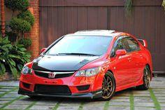 Honda Civic 2008 JDM I like - http://extreme-modified.com/ | See more about Jdm, Honda Civic and Honda.