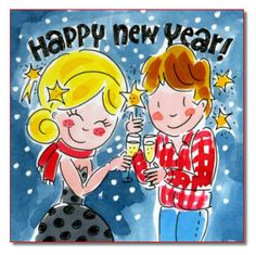 Harriët: ~Happy New Year!~