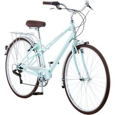 700c Schwinn Admiral Women's Hybrid Bike, Mint Green - Walmart.com