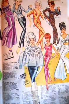 1968 Frederick's of Hollywood catalog