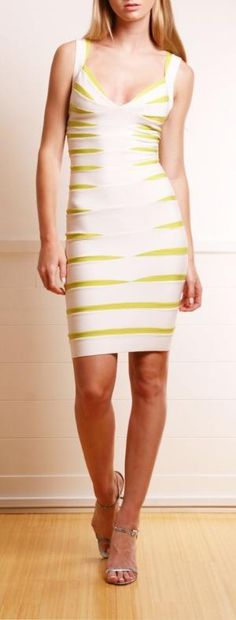 Herve Leger by virgie