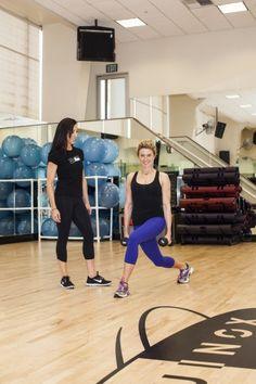Free weight/ body weight routine