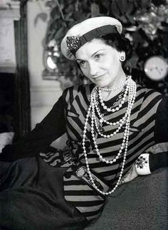 Coco Chanel, 1883 | History/Herstory