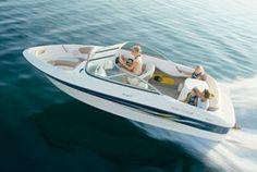 Four Winns 180 Horizon: Go Boating Review | boats.com