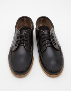 Black Maliseet Oxford