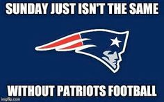 It's true! U non pats fans are losing out big time!!!!!