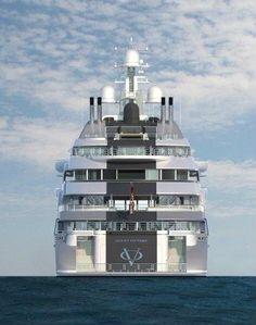 Ocean Victory #Yacht... #BeautifulSuperyachts #SuperyachtGoals…