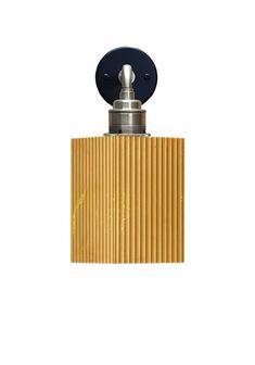 #homedecor #interiordesign #lightingdesign #designinspo #contemporarylighting #bathroomwalllights #lights #lightsforbathrooms #modernbathroomlighting Glass Wall Lights, Bathroom Wall Lights, Gold Bathroom, Reeded Glass, Gold Interior, Moroccan Design, Wet Rooms, Black Walls, Contemporary Design
