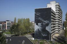 The Crystal Ship: Ricky Lee Gordon in Ostend, Belgium | StreetArtNews