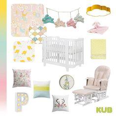 KUB Nursery (@kubnursery) • Spring nursery theme. Baby room inspirations