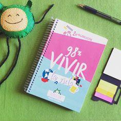 Tu agenda para 2016   Consíguela ya en http://ift.tt/1n71PmC te la mereces!   #virusdlafelicidad #agendavirus #agenda #agenda2016 #2016 #felicidad #regalo