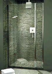 """cool stone shower and glass door  Maax Purfect Hinge Shower Door Panel-Door-Panel PURPAN-45: 42-45""""W x 80""""H"""