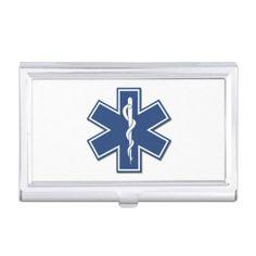 EMS Card Cases For EMT's and Paramedics