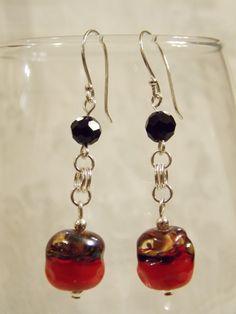 Spicy Earrings  -SOLD