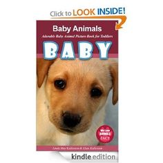 Baby Animals is a great children's book, which teaches them the proper names for an interesting/appealing range of animal babies. The illustrations are bright and colorful; which keeps young children interested visually as well!