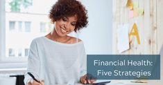 Financial Health: Five Strategies