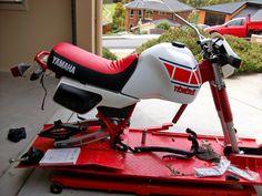Scrambler, Chopper, Yamaha, Bike, Image, Bicycle, Choppers, Bicycles