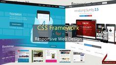 CSS Framework to Create Responsive Website