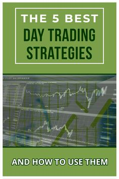 Check out the 5 best day trading strategies that actually work. Learn how to use 5 proven day trading strategies that day traders use to make money daily. Intraday Trading, Online Trading, Trading Quotes, Stock Market Basics, Stock Trading Strategies, Forex Trading Tips, Trade Finance, Stock Market Investing, Day Trader