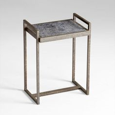 Cyan Design 05117 Padgett Table in Black