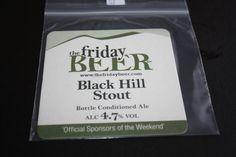 2013 Beermat Friday Beer Brewery (Malvern) Cat 002 (2F95 10/14)