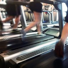 Too cold to run outside? Here are 5 fun (we promise!) treadmill workout.
