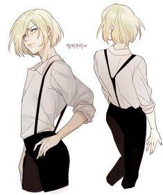 Plisecky, OH my god. Yuri Plisetsky, Yuri On Ice, Yurio And Otabek, ユーリ!!! On Ice, M Anime, Anime Lindo, Image Manga, Cute Anime Guys, Character Design Inspiration