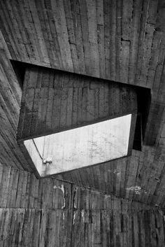 Juliaan Lampens: Our lady of Kerselare pilgrimage chapel, Edelare, Belgium, 1966