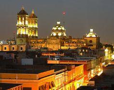 Heroica Puebla de Zaragoza,Mex