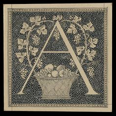 GRANNY ENCHANTED'S BLOG: James Tissot Complete Alphabet Letters in JPG