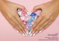 Winner Category 'French' 2014! Nails by Irina Pozyvailo