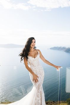 Dr Paul Nassif & Brittany Pattakos Wedding Gallery Santorini Greece