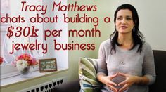 Hey creative business owners!!! I had the chance to interview Tracy Matthews from Flourish and Thrive Academy . Listen in as she talks about how she built her jewelry biz! Also make sure you sign up for her FREE holiday training series: http://handmadeology.com/holidaysales