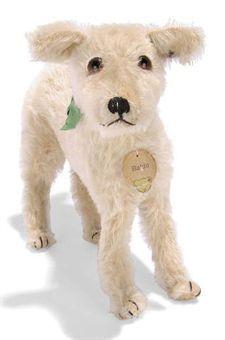 Antique Toys – Vintage and antique items Vintage Teddy Bears, Vintage Dog, Teddy Hermann, Steiff Teddy Bear, Miniature Dolls, Miniature Houses, Retro Toys, Antique Toys, Old Toys
