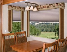 Make a Comfort Zone with RV Window Shades and RV Windshield Shades: Rv Window Shades ~ flohomedesign.com RV Accessories Inspiration