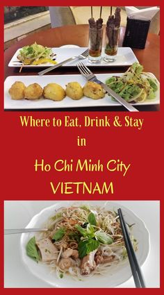 Ho Chi Minh City food and drink. Where to stay in Saigon. Where to eat in Ho Chi Minh City. Where to drink in Ho Chi Minh City. Thailand Destinations, Thailand Travel, Asia Travel, Travel Destinations, Vietnam Travel Guide, Best Hotel In World, Best Blogs, Ho Chi Minh City, Best Places To Eat