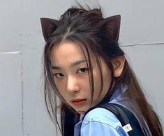 Aesthetic People, Kpop Aesthetic, Aesthetic Girl, Girl Group Pictures, Red Velvet Photoshoot, Cat Icon, Red Velvet Seulgi, Cosplay, Girl Crushes