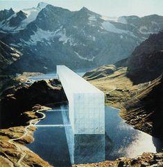 SuperStudio | Monumento Continuo | 1969