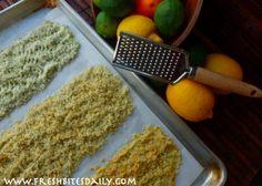 Homemade Citrus Salts